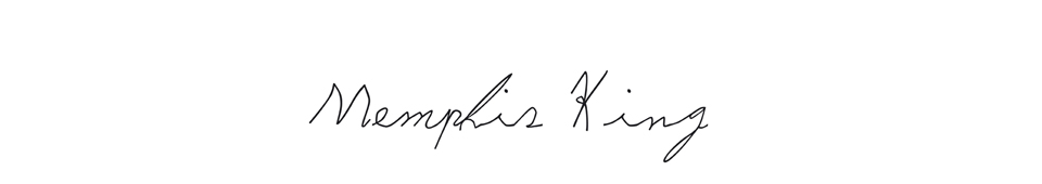 Memphis King